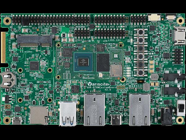 DART-MX8M-PLUS with WBD Starter Kit - NXP i.MX8M Plus evaluation kit