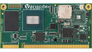 VAR-SOM-MX8M-PLUS System on Module (SoM) - VAR-SOM Pin2Pin family