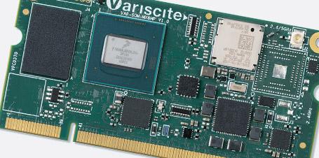 Variscite's newest System on Module (SoM) based on i.MX 8M Plus