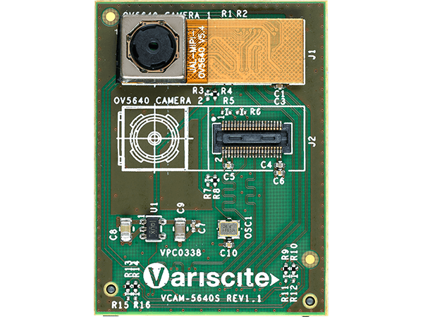 VCAM-5640S-1ST i.MX8 Serial Camera Board