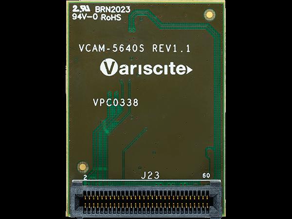 VCAM-5640S-1ST bottom i.MX8 Serial Camera Board