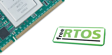 New Release: FreeRTOS/MCUXpresso 2.9.0 v1.0 for i.MX 8QuadMax modules