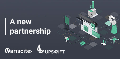Variscite and Upswift form a new partnership
